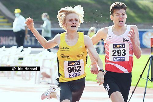 Deutsche Jugendmeisterschaften U20/U18 in Rostock, 30.07.-01.08.2021